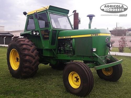 tractor john deere 4730, rodados 24.5 x 32