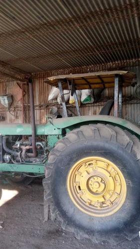 tractor john deere 5020 con motor deutz 913 160hp