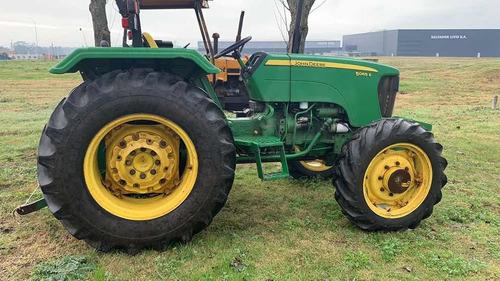 tractor john deere 5065 4x4