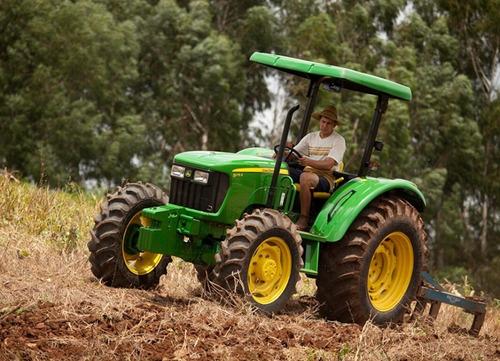 tractor john deere 5075 4x4 4x2