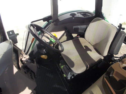 tractor john deere 5603 4x4 cabina con clima 2 auxiliar hidr