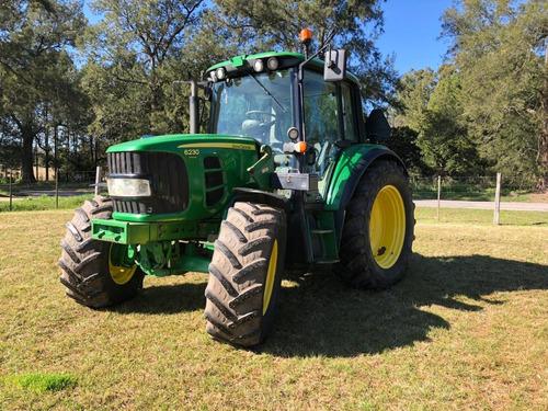 tractor john deere  6230 premium con pala cargadora 2012
