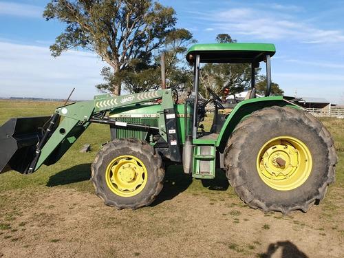 tractor john deere 6300 año 1996.