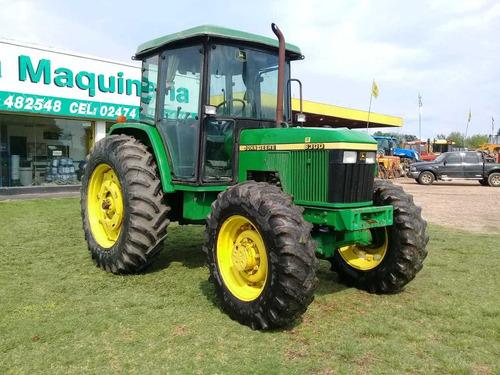 tractor john deere 6300 con 3400 hs reales. muy buen estado!