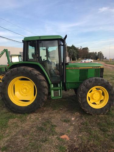 tractor john deere 6400