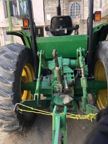 tractor john deere 6403 de 106hp turbo 4x4, urge negociable