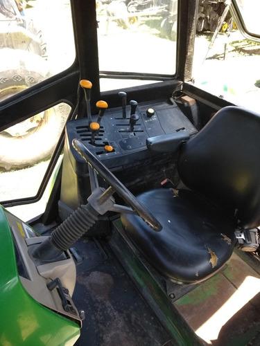 tractor john deere 6415