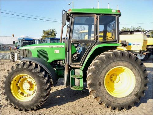 tractor john deere 6415, año 2010