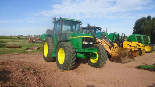 tractor john deere 6610