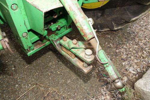 tractor john deere 6615 # 13048