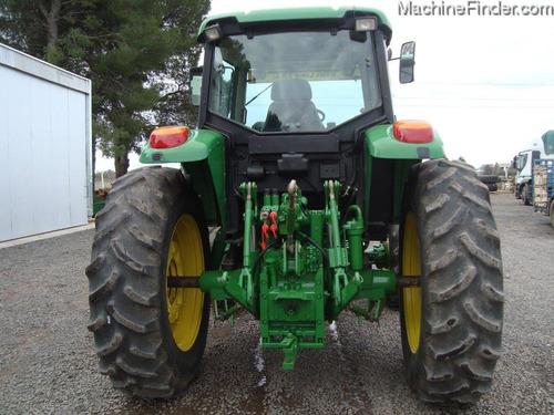 tractor john deere 6615 mod 2005 en venta