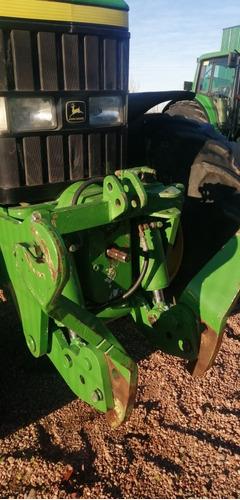 tractor john deere 6910 buen estado con tdf y levante fronta
