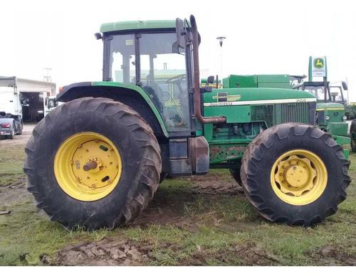 tractor john deere 7505, financiación a tasa 0%, 2004