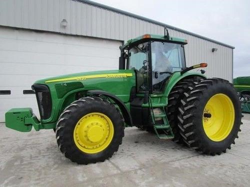 tractor john deere 8420 4x4 usado