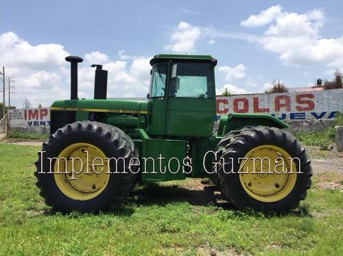 tractor john deere 8640 modelo 1993