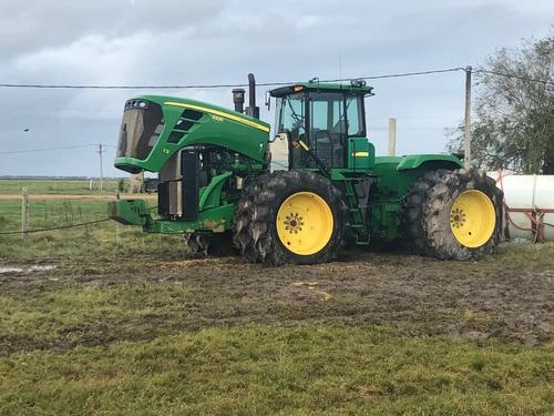 tractor john deere 9330 + sembradora john deere 1990
