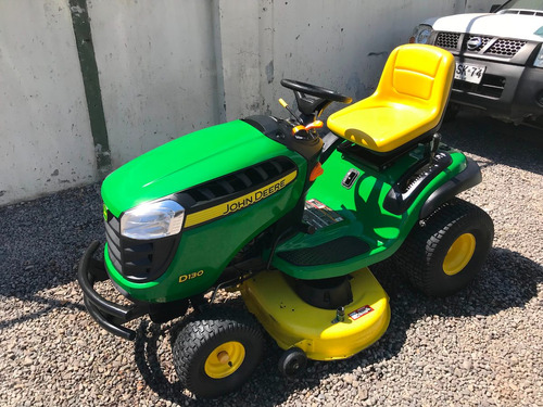 tractor john deere d130