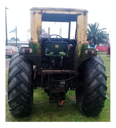 tractor john deere modelo 3530 con pala