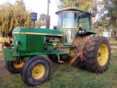 tractor john deere modelo 4730