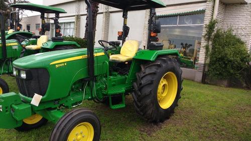 tractor john deere nuevo 65 hp