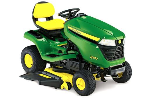 tractor john deere x350 18.5hp  motor kawasaki 12 cuotas!