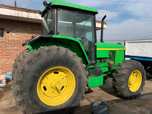 tractor johndeere 7505
