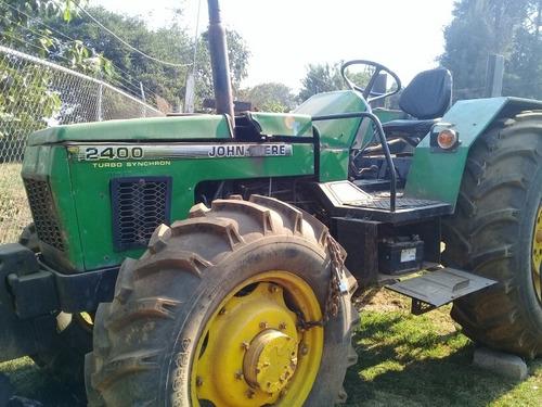 tractor jonh deere