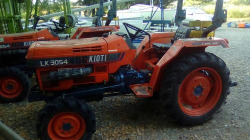 tractor kioti lk3054