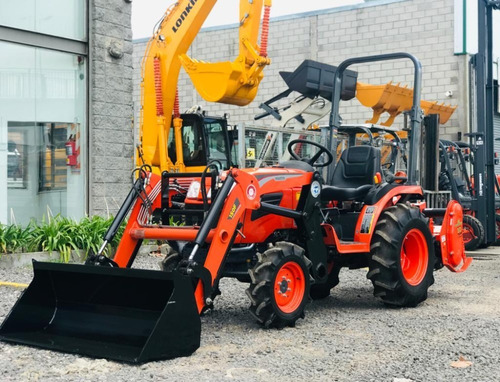 tractor kubota b2320 japones 23hp agricola 4x4