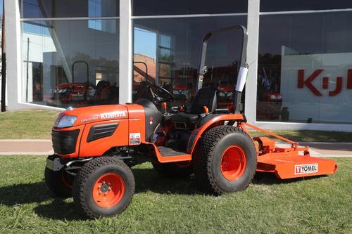 tractor kubota b2320 parquero