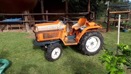 tractor kubota bulltra zb1-15 - 14 caballos - 4x4