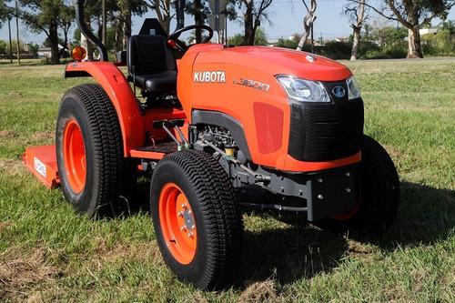 tractor kubota l3800 t