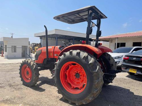 tractor kubota m7040 2010 70hp