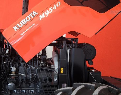 tractor kubota m9540 95 hp