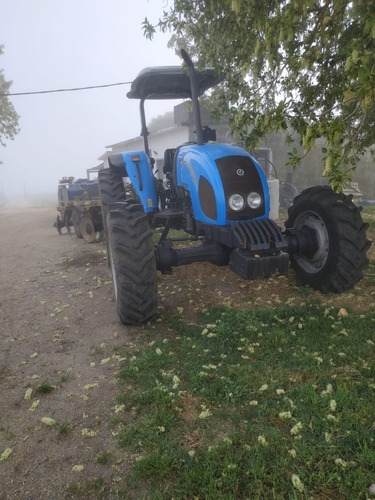 tractor landini global farm 100 hp italiano impecable