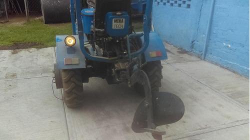 tractor ligero mekatec