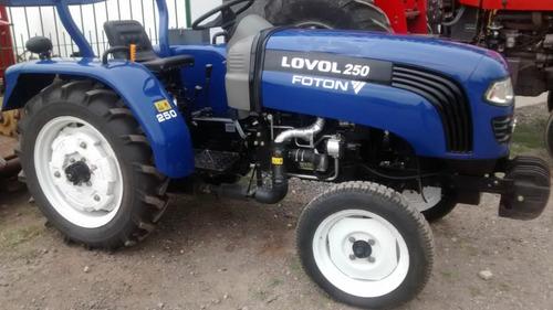 tractor lovol 250 30 hp usado