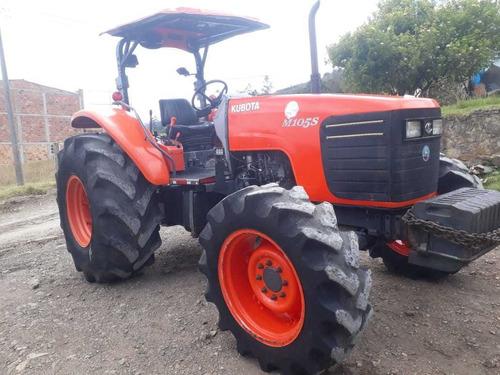 tractor m105s kubota año 2010
