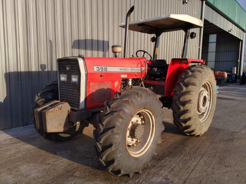 tractor marca massey ferguson 398 4x4