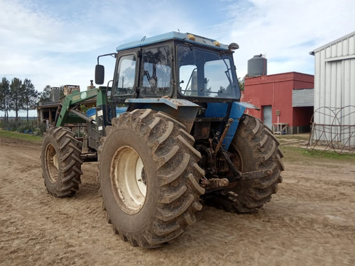 tractor marca new holland modelo 8030