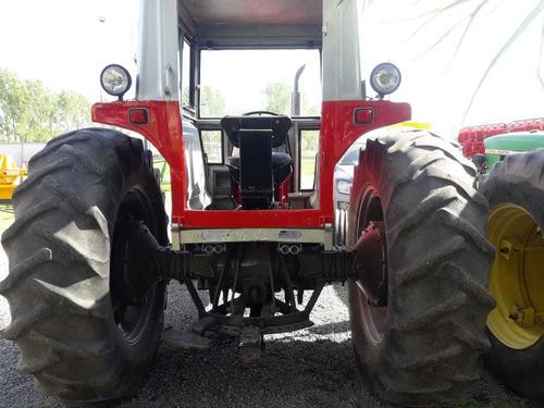 tractor massey ferguson 1195 chapa y pintura 0km  altamirano
