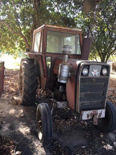 tractor massey ferguson 265 perkins 4 cil viñatero   tpea