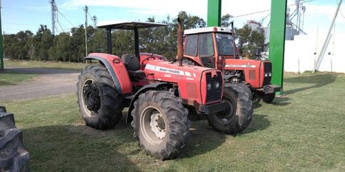 tractor massey ferguson 290 - año 2010 - precio contado