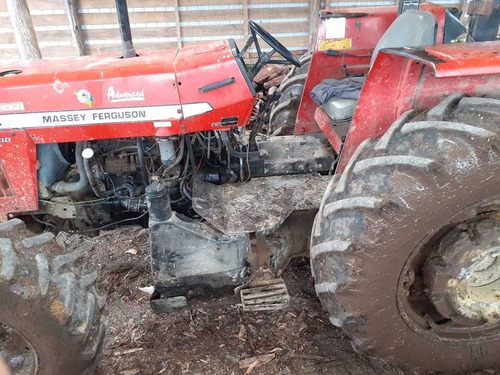 tractor massey ferguson 292 4x4 2006