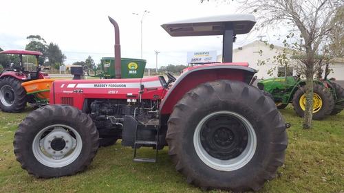 tractor massey ferguson 297 único dueño