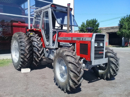 tractor massey ferguson 5160 s-4 dt