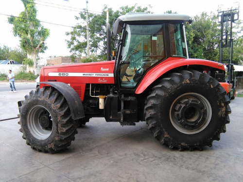 tractor massey ferguson 650 advanced financio mejor contado