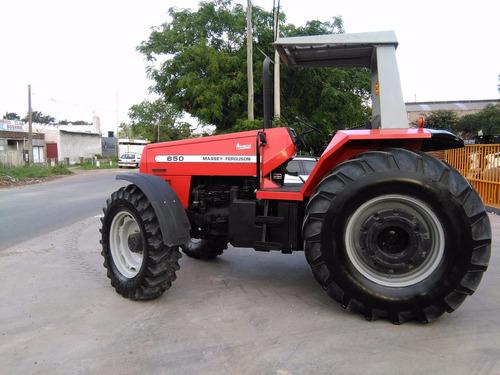 tractor massey ferguson 650 advanced financio mejor contado