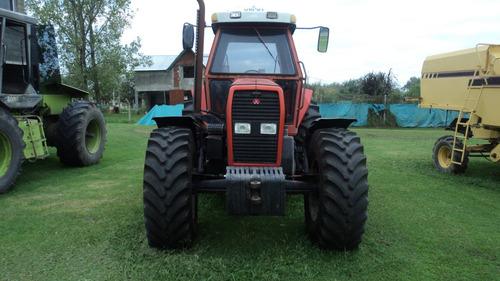 tractor massey ferguson 680 doble tracción muy buen estado!