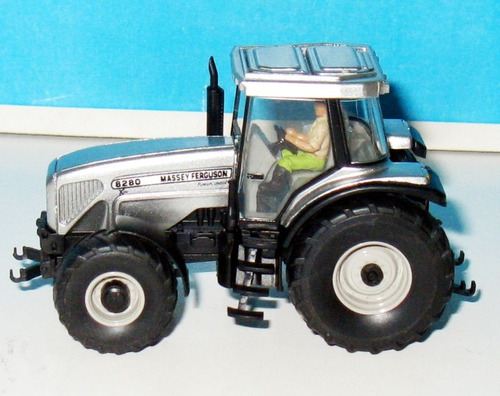 tractor massey ferguson mf 8280 escala 1/87 wiking (germany)